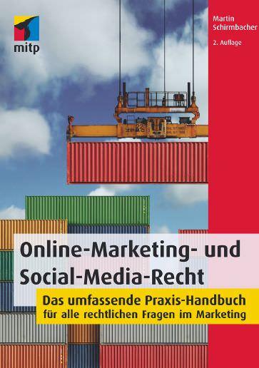 Cover von Online-Marketing- und Social-Media-Recht von mitp Verlag