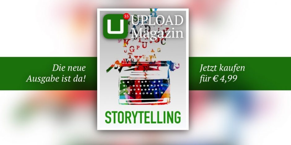 UPLOAD 55 Storytelling