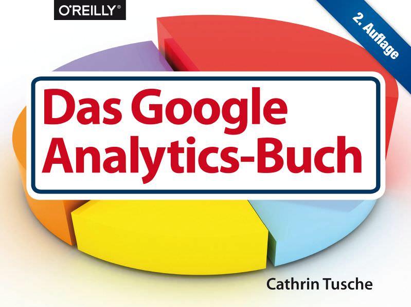 Cover Das Google Analytics Buch