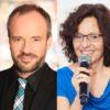 Prof. Dr. Niklas Mahrdt und Ute Lange