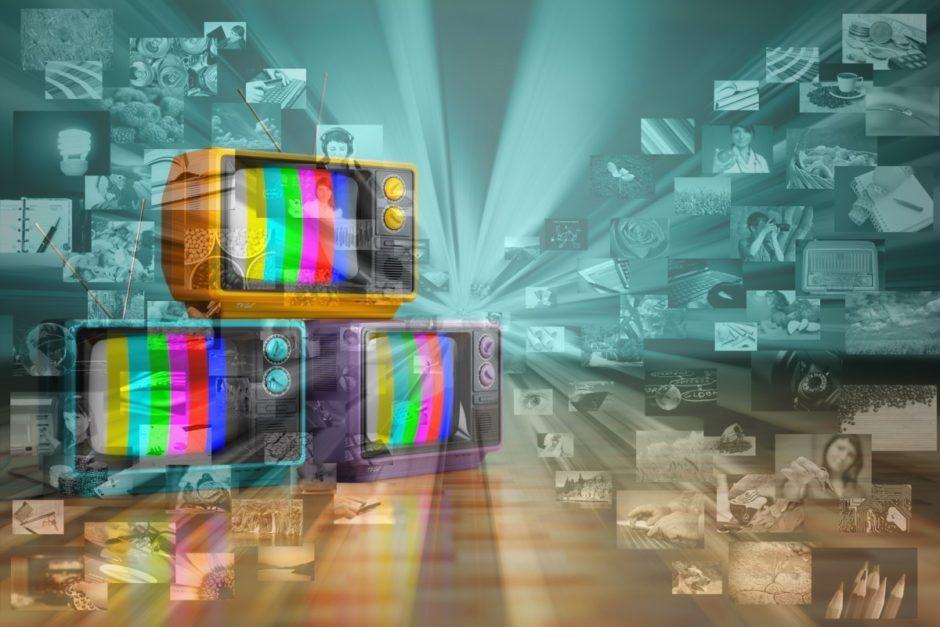 Symbol TV-Werbung