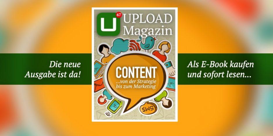 UPLOAD Magazin 67