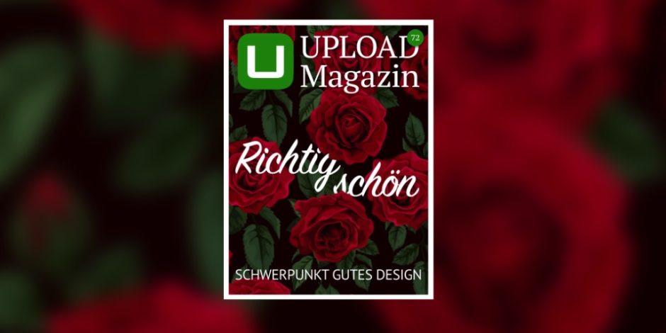 UPLOAD Magazin 72
