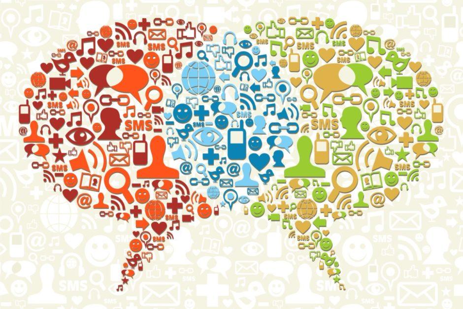 Symbol Social Media