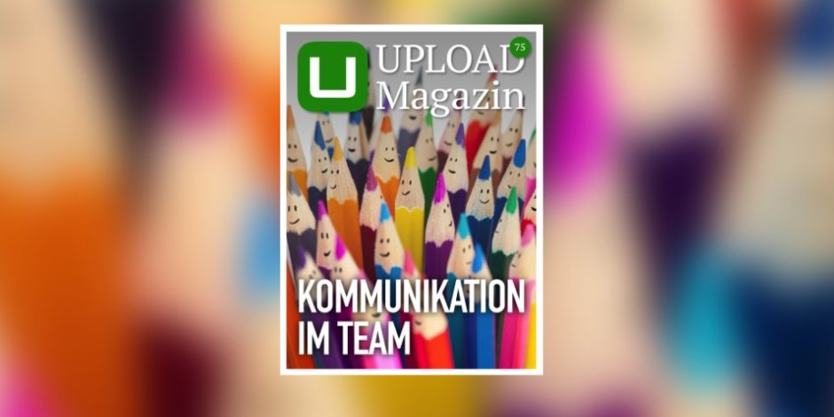 UPLOAD Magazin 75