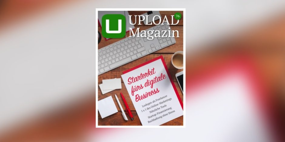 UPLOAD Magazin 76