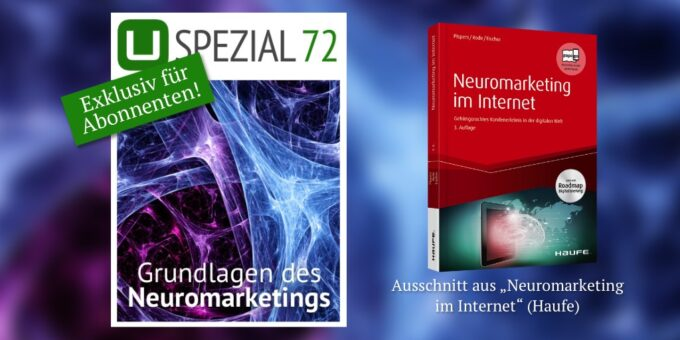 Neues Spezial: Grundlagen des Neuromarketings