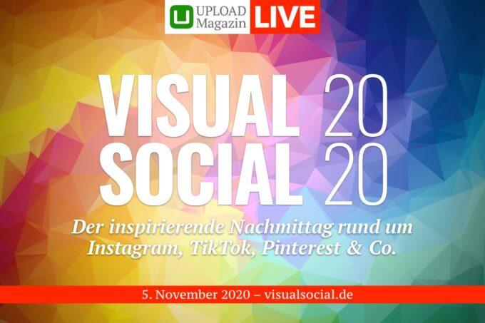 """""""Visual Social"""": Ein Nachmittag, sechs Präsentationen, ungezählte Tipps und Anregungen"""