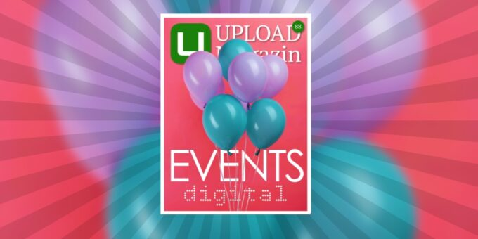 UPLOAD Magazin 88: Gelungene Online-Events planen und umsetzen