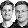 Oliver Engelbrecht und Fabian Hans